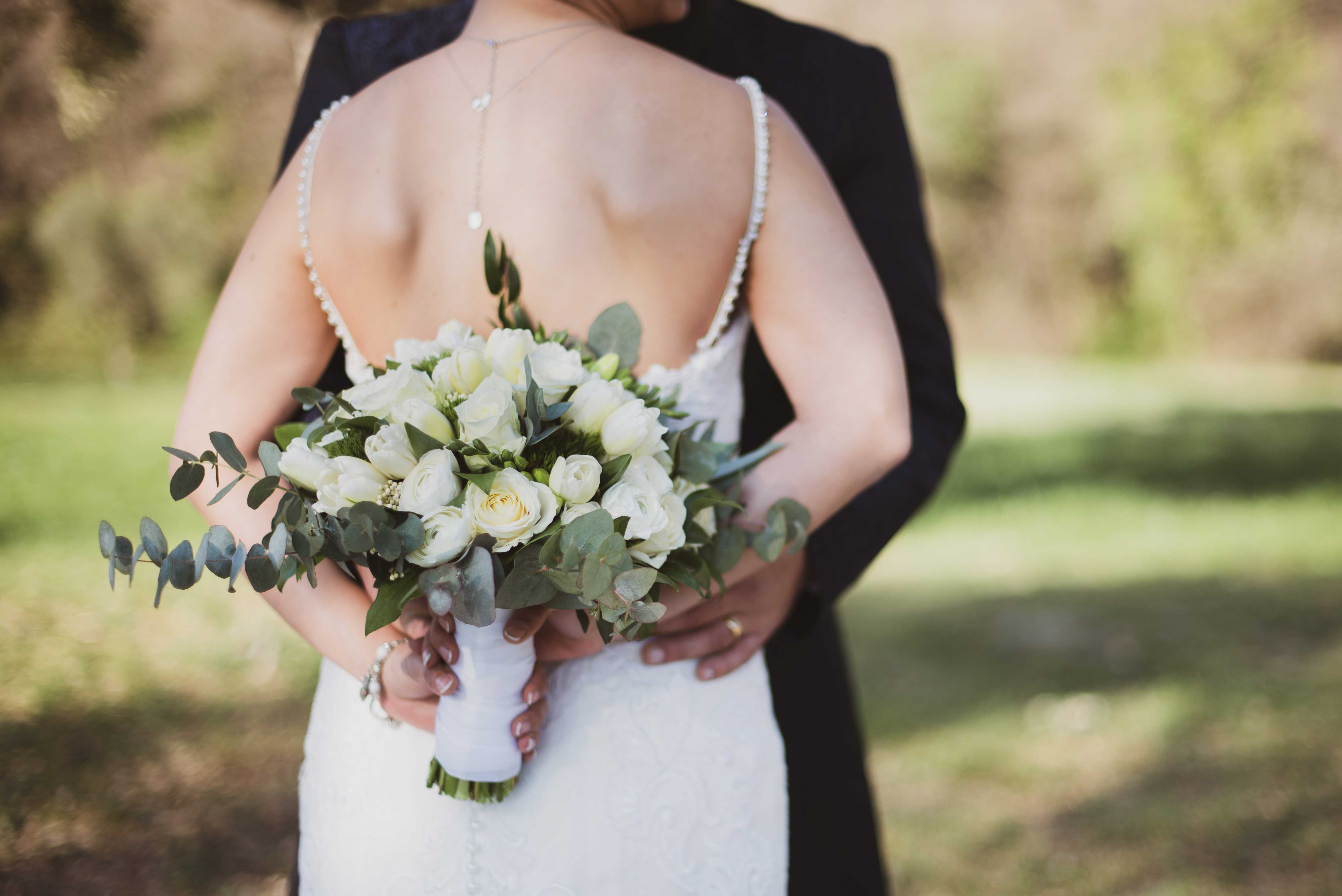 fleurs de mariees