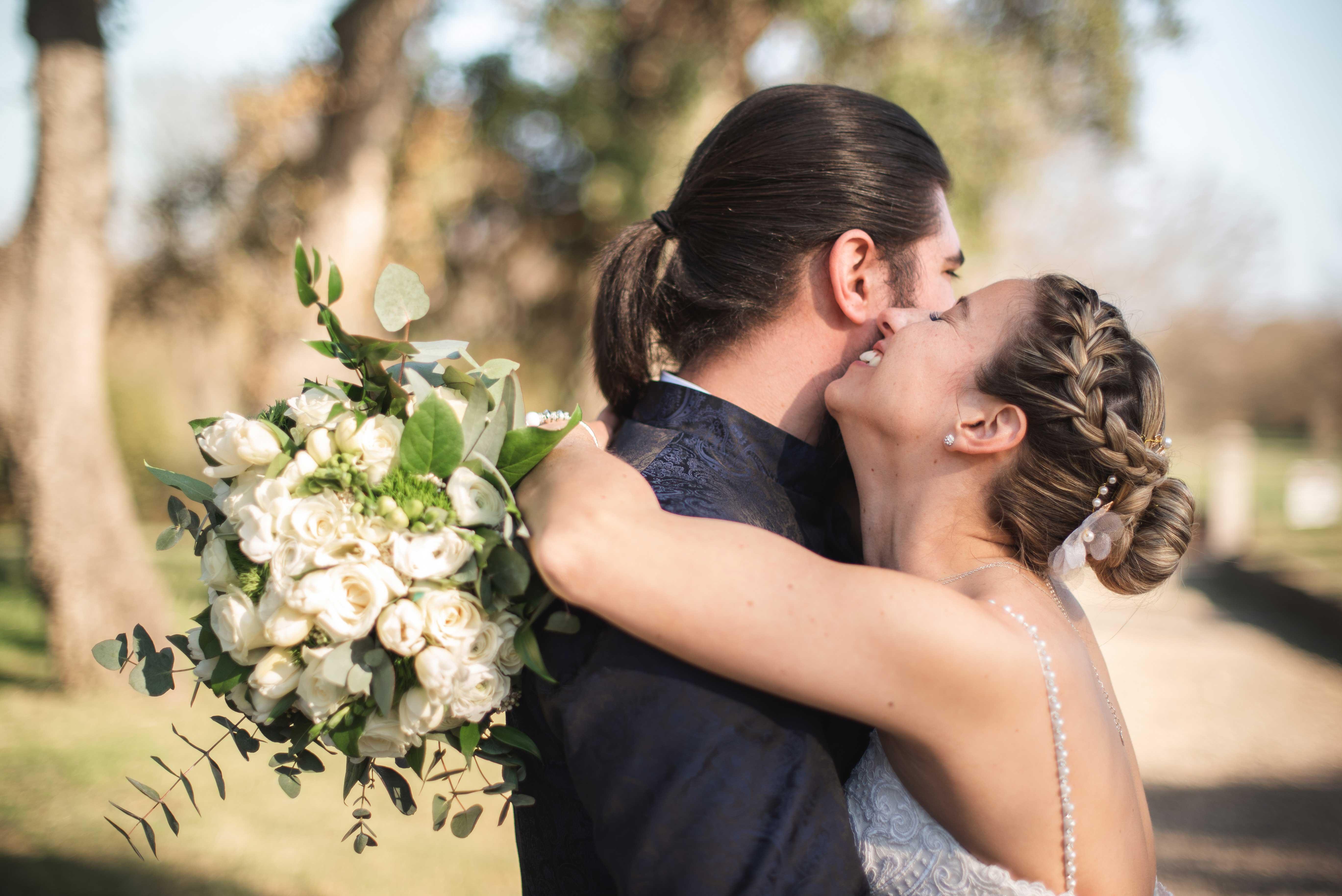 Les mariées a villeneuve loubet