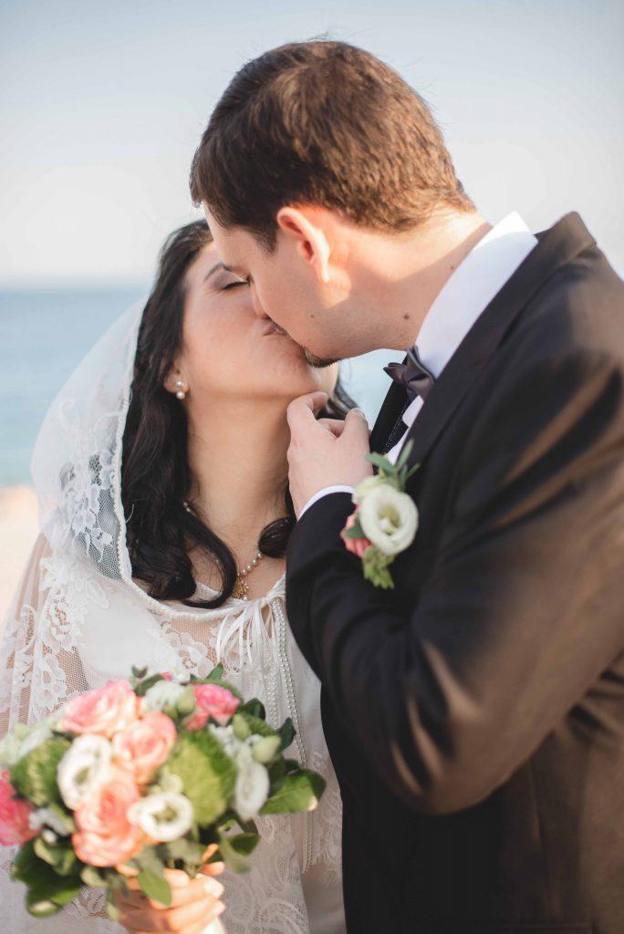 Les préparatifs reportage photo de mariage Cannes