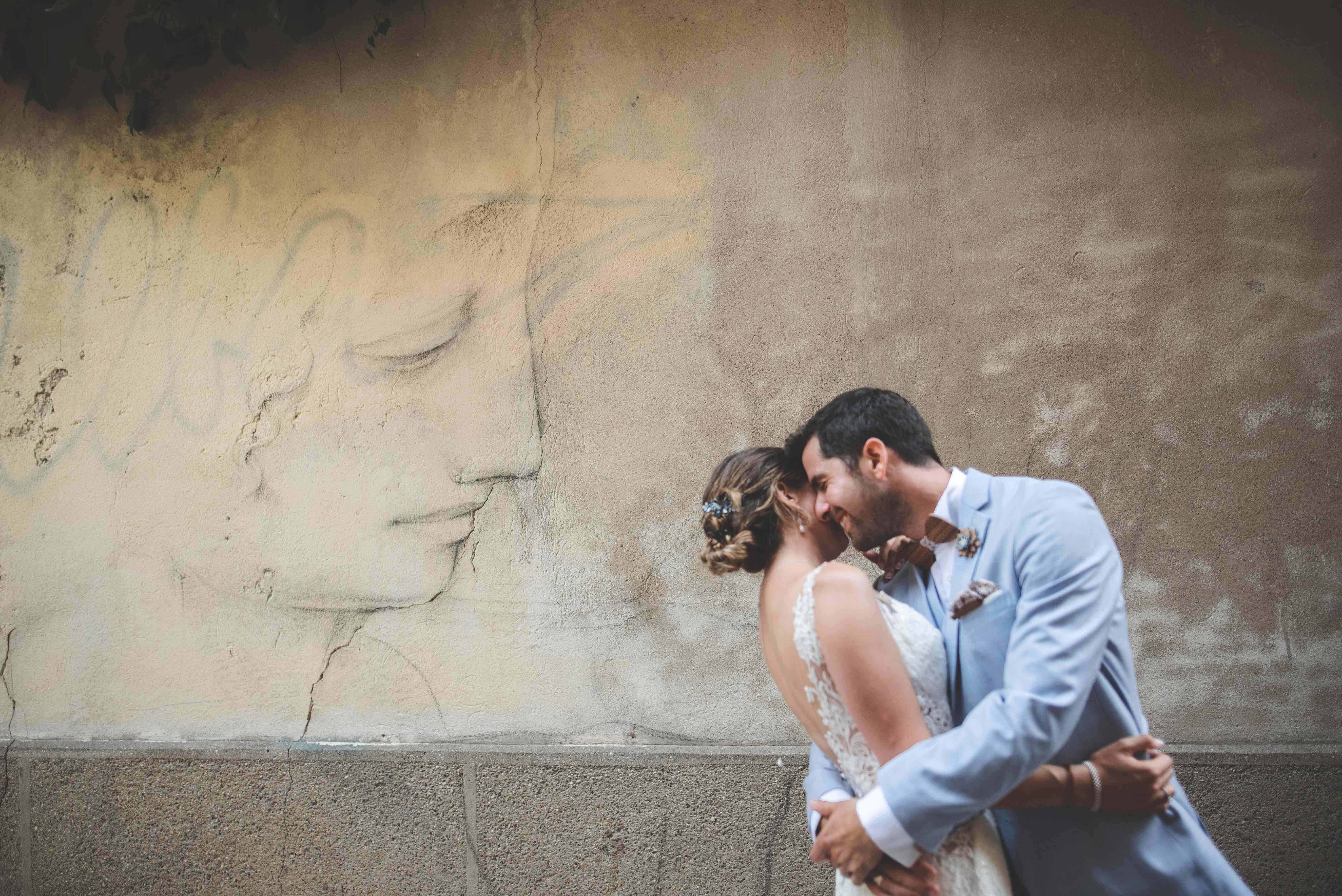Reportage photo de mariage Nice