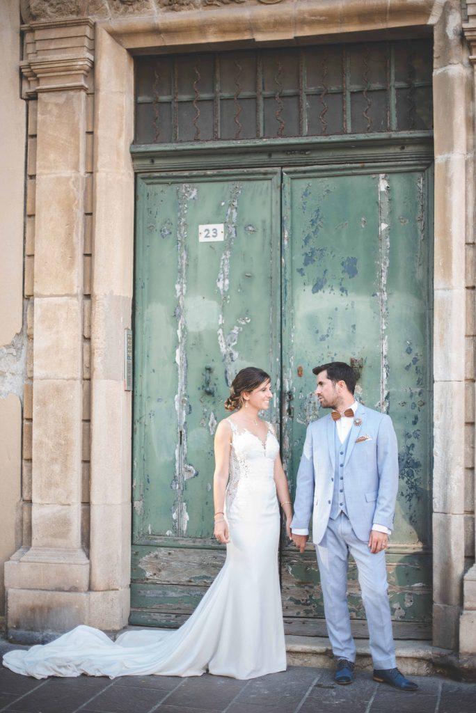 Séance photo de mariage en Provence