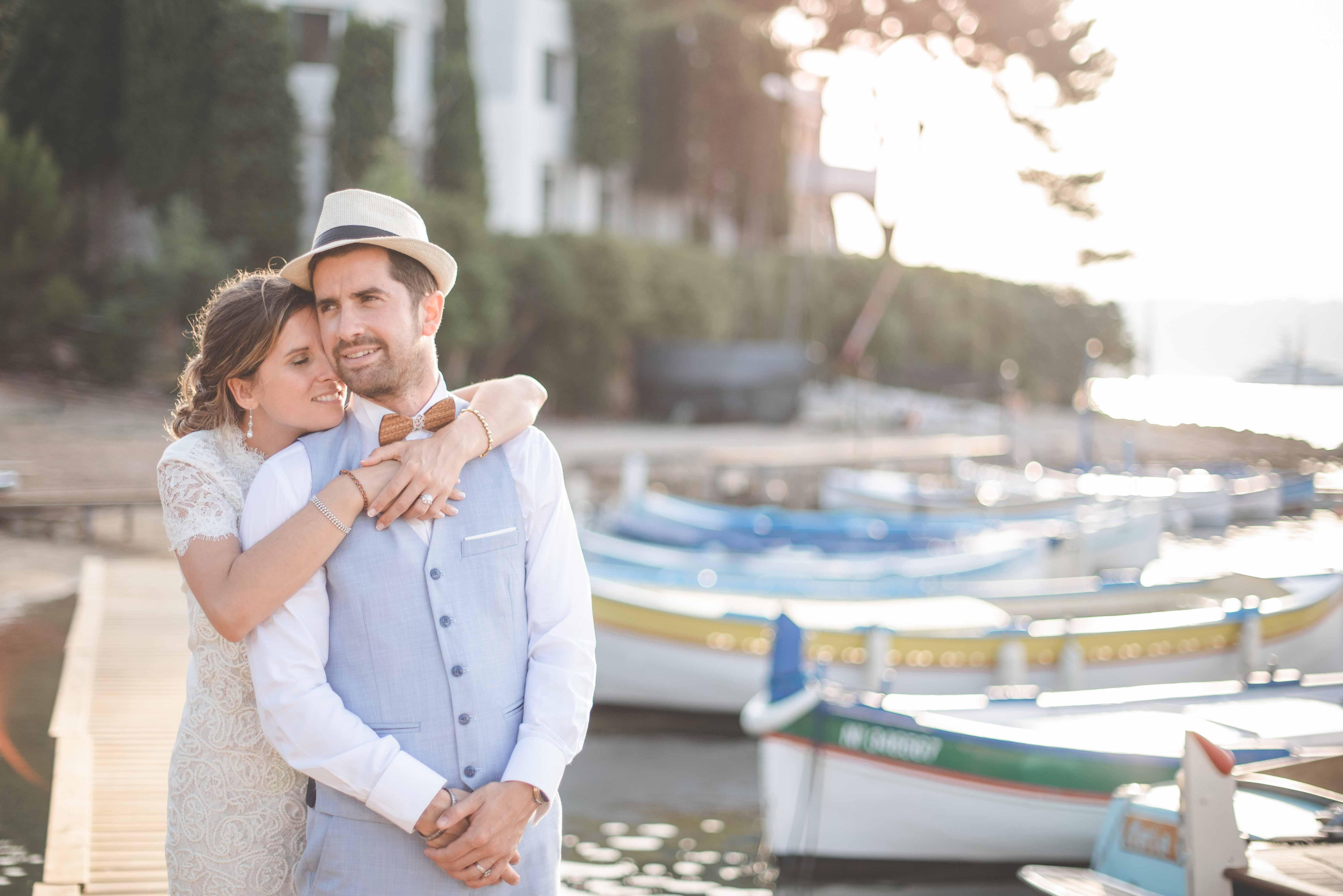 Séance photo mariage sur la plage 06